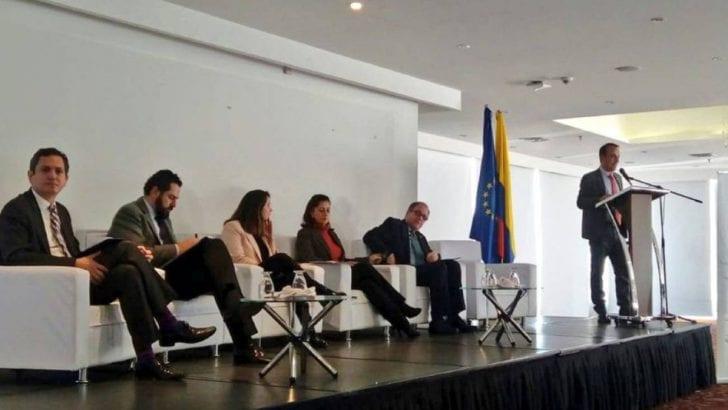 Embajadores de la Unión Europea llegan al sur del país