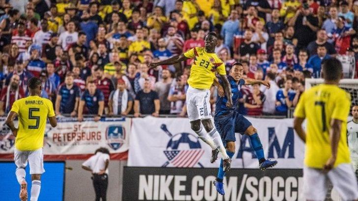 Colombia ya prepara la Copa América
