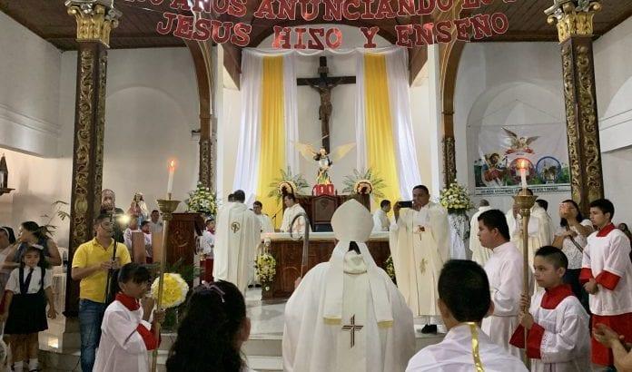 Parroquia San Miguel, 100 años de evangelización en Mocoa