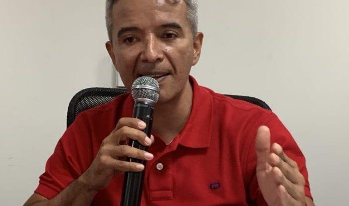 """""""Voy a iniciar mi campaña buscando la unidad"""": Leandro Romo"""