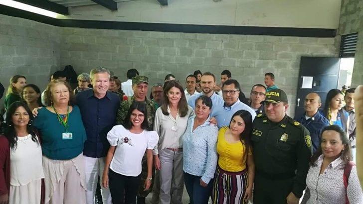 CYRGO, Fundeyaco y la Embajada de Francia en Colombia, apoyan el desarrollo económico y sostenible de Mocoa