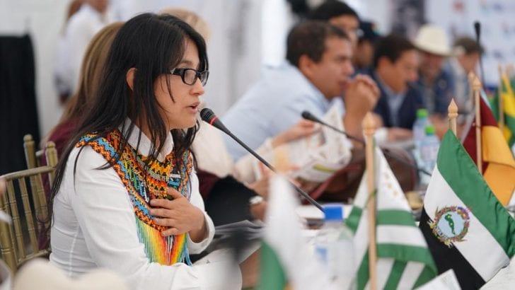 Gobernadora interviene por la salud del Putumayo