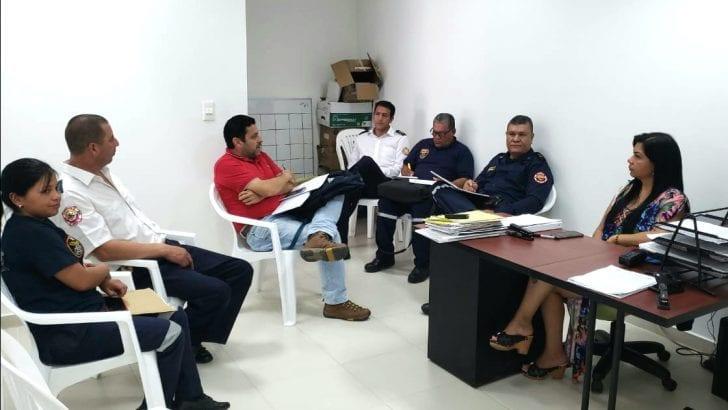 Junta Departamental de Bomberos Putumayo