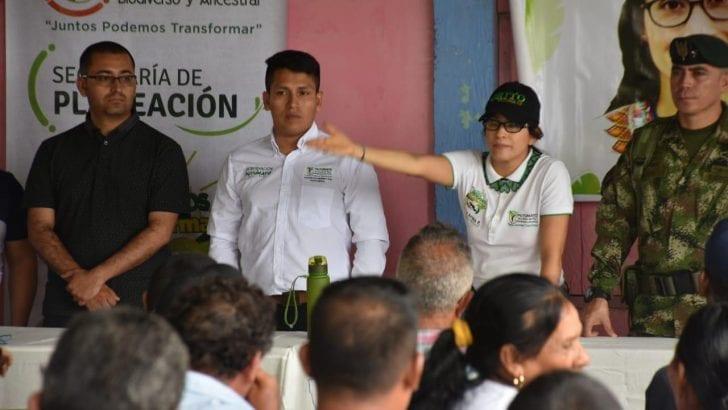Más de 24 mil millones de pesos serán invertidos en 13 tramos de vías terciarias en el Putumayo