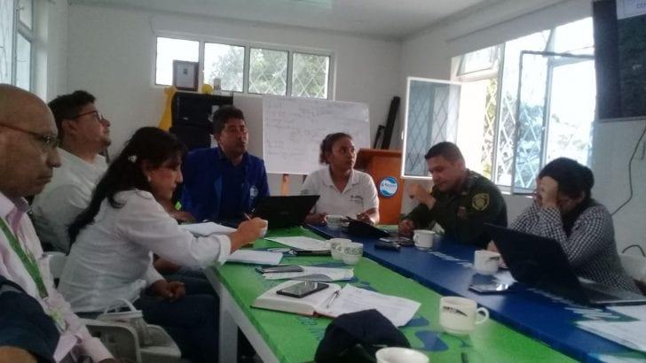 En Mocoa, Consejo Municipal de Gestión del Riesgo