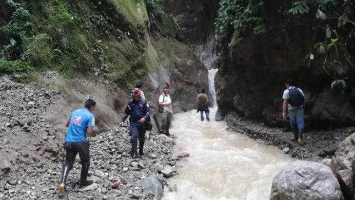 Recorrido interinstitucional de verificación al río Mulato
