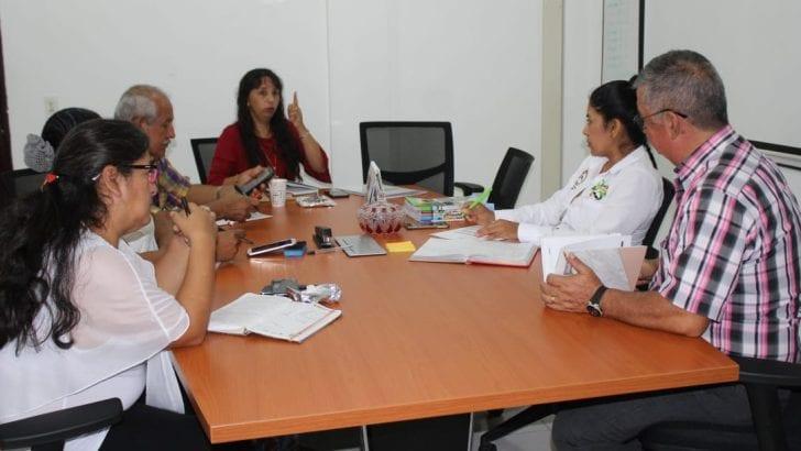 Mesa de Educación en emergencia