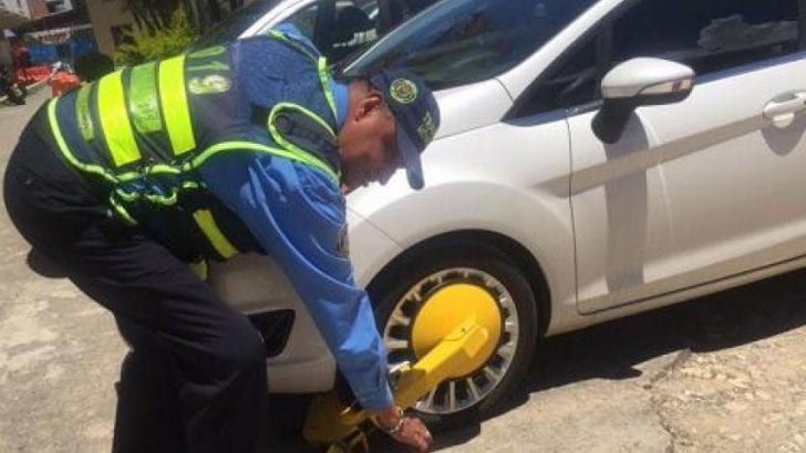 Consejo de Estado pone límites al trámite para inmovilizar vehículos