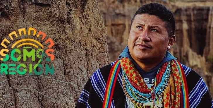 """""""Esta es otra oportunidad para mostrar lo maravilloso del Putumayo"""": Luis Pedro Jamioy, corresponsal Trece"""