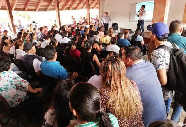 Con éxito se realizó jornada de socialización de la convocatoria Territorial 2019 en Putumayo
