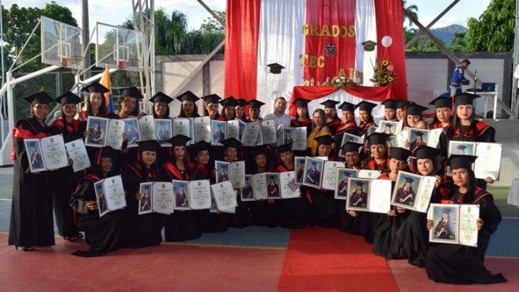 En Puerto Limón, 35 mujeres se gradúan del SENA Putumayo, como Técnicas en Atención Integral a la Primera Infancia