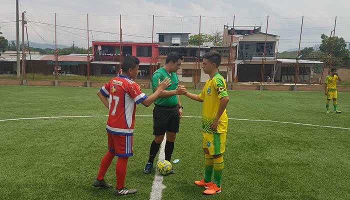 Clubes del Huila, Caquetá y Putumayo participaron de festival de fútbol en Pitalito