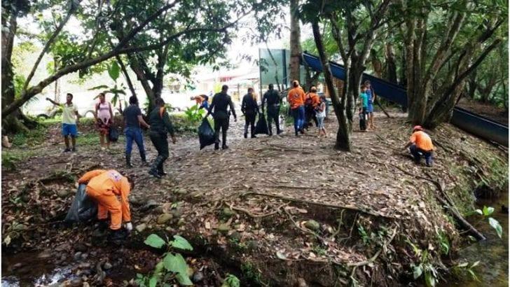 Jornada Comunitaria y e Interinstitucional en La Hormiga