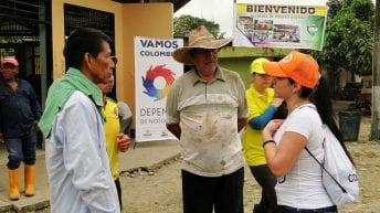 Cerca de 2.800 voluntarios han participado en Vamos Colombia