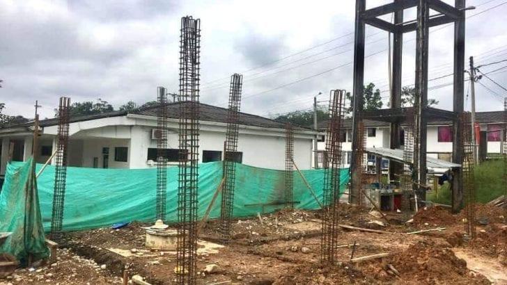 E.S.E Hospital Alcides tendrá nueva Área de Lavandería
