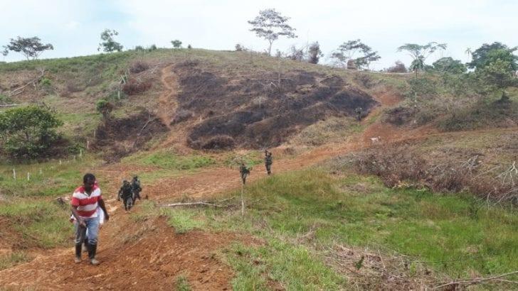En Orito(Putumayo), URT entregó tierras a familias desplazadas por las Farc