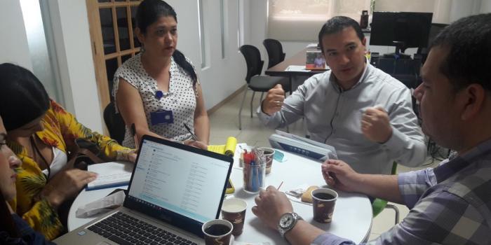 Alianza estratégica para impulsar procesos de formación para la población víctima en Putumayo