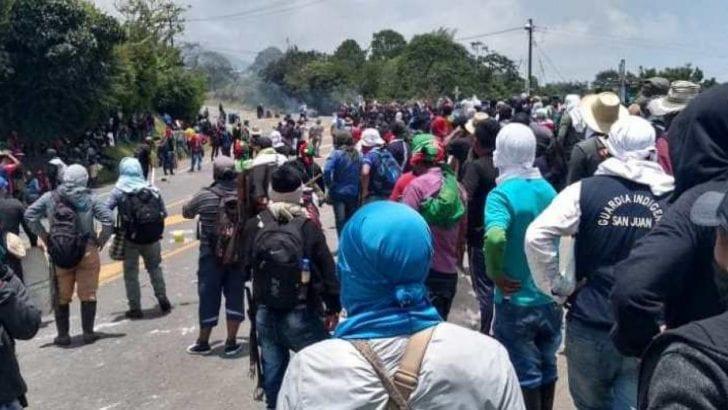 Pérdidas millonarias en comerciantes tras bloqueo de vía Panamericana
