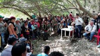 Se levantan bloqueos indígenas en Huila y Putumayo; avanzan negociaciones en Cauca