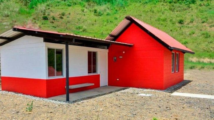 Gobernadora logra $6 mil millones para mejoramiento de vivienda rural