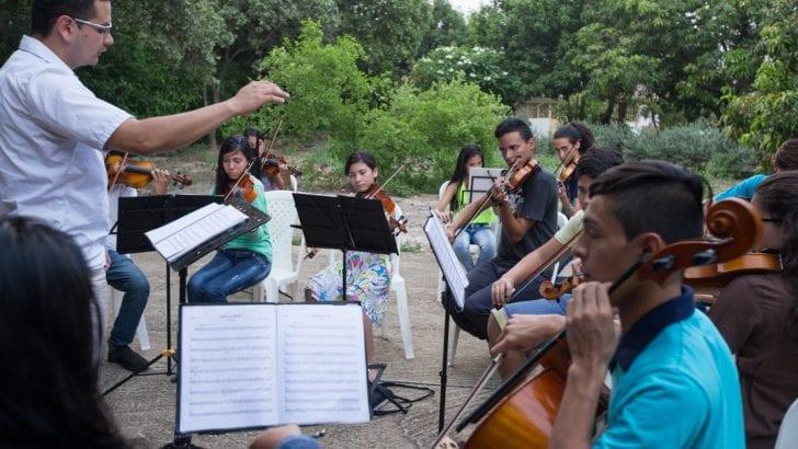 """""""Música en las Fronteras"""" continuará dice Cancillería"""