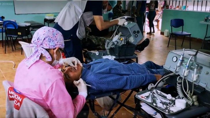 Jornada de Servicios Médicos Especializados beneficia a habitantes de 11 veredas en Puerto Caicedo