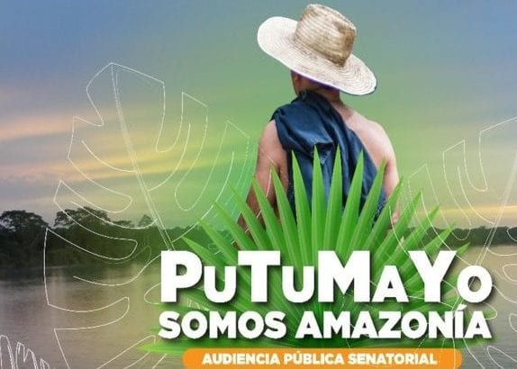 Putumayo Somos amazonía, el trabajo comunitario por la defensa del territorio