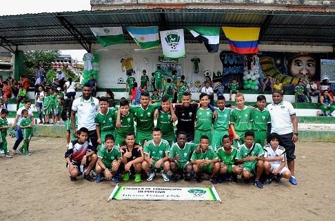 Se Abrió el Telón del Festival de festivales Talentos Futbol Club en Mocoa