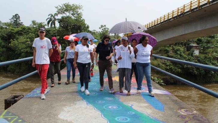 Rinden Homenaje a Víctimas de masacre en El Tigre