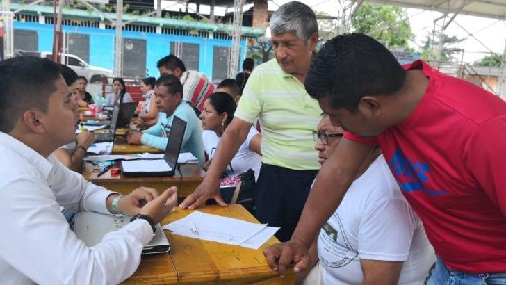 Por la solidaridad y memoria de las víctimas el SENA Putumayo,  lideró jornada de servicios en la Inspección el Placer de Valle del Guamuéz.
