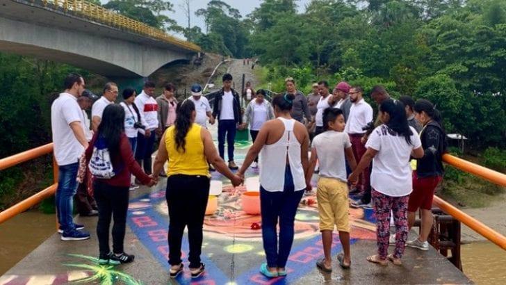 Día para la Memoria. 9 de Abril. El Tigre, Mocoa y Puerto Asís.