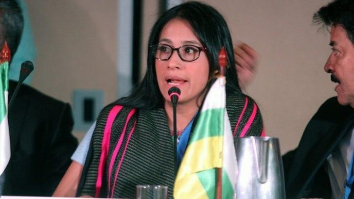 Error en sistema grabación de Tribunal retrasó acusación contra gobernadora de Putumayo