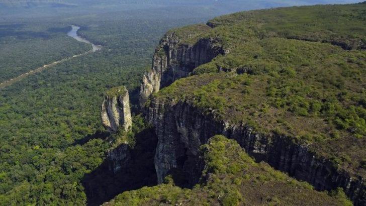 'Burbuja ambiental', la esperanza de progreso del sur de Colombia