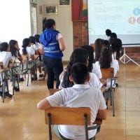 Fortalecimiento de Inclusión Social en las Instituciones Educativas