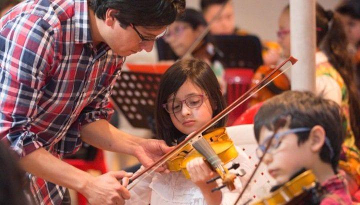 Concierto benéfico de la Fundación Siemens, Batuta y la Filarmónica de Bogotá