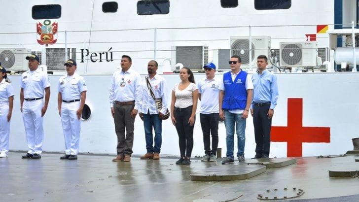 El SENA se embarca con la Fuerza Naval del Sur en la XIII Campaña Binacional Colombia – Perú 2019