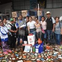 Gobernadora entregó kits agropecuarios a familias de 6 municipios del Putumayo