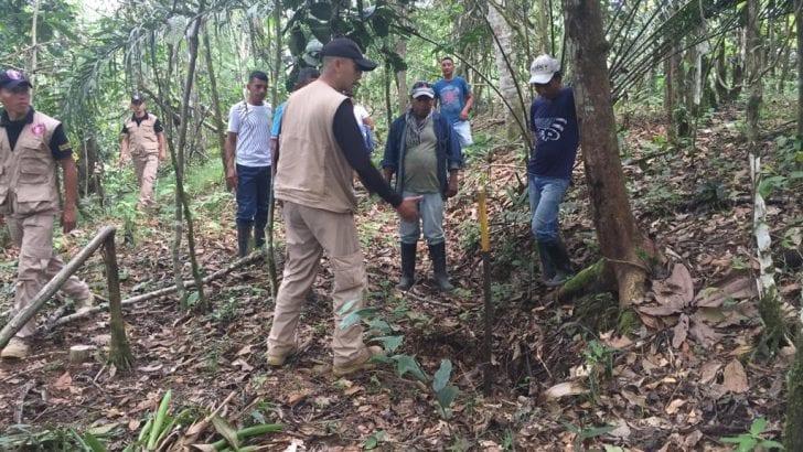 En el Putumayo hay nuevos territorios libres de minas antipersona