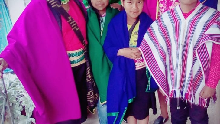 La elaboración de artesanías es una práctica ancestral en el Alto Putumayo