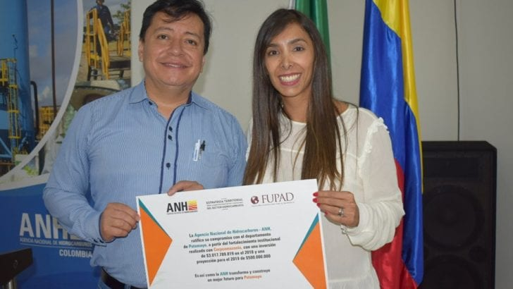 Corpoamazonía y ANH reafirman su compromiso ambiental con el  Putumayo.