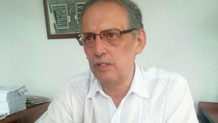 Byron Viveros, promueve su candidatura a la gobernación
