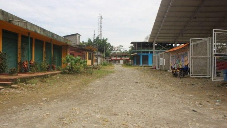 El Placer, un pueblo fantasma lleno de temor en medio de la selva del Putumayo