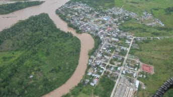 Situación presentada en Puerto Guzmán. Comunicado de Corporamazonía