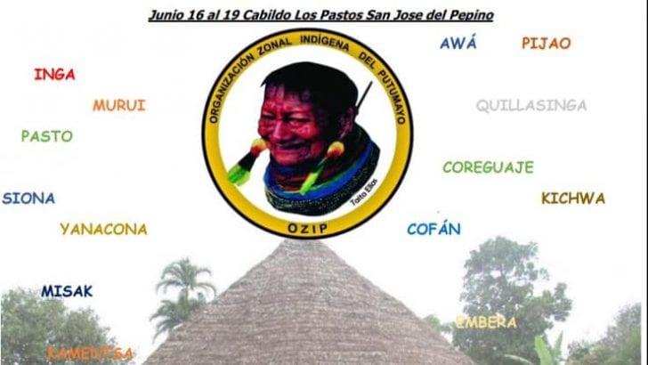 Segunda Cumbre de Derechos Humanos de los Pueblos Indígenas del Putumayo