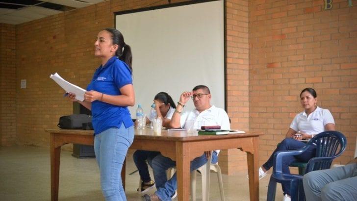 Operador del PAE Putumayo en Mesa Técnica de Educación para Transporte y Alimentación Escolar en Puerto Caicedo
