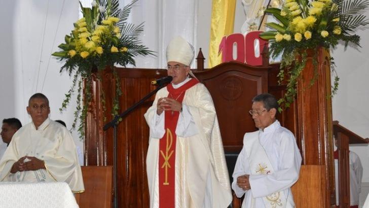 Con la ordenación de un nuevo sacerdote de Mocoa, culmina visita pastoral en el departamento del Putumayo