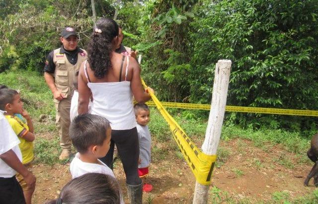 3.968 metros cuadrados libres de minas antipersonal tienen los habitantes de Villagarzon- Putumayo