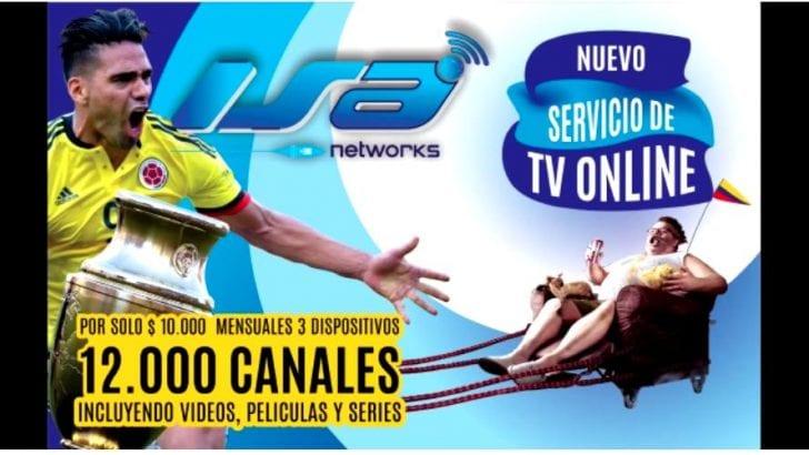 Llega al Putumayo, el nuevo servicio de Televisión HD Online con ISA Networks ISP SAS