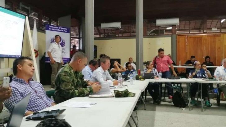 Solución parcial a compromisos del gobierno con campesinos firmantes del programa de sustitución de cultivos de coca
