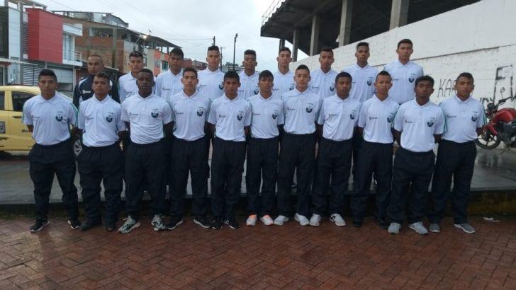 Putumayo en Zonal Nacional Juvenil de Futbol